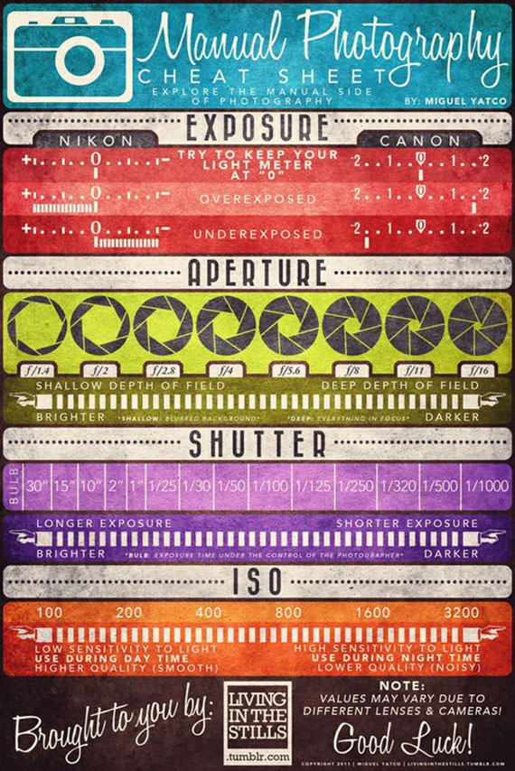 Manual Photography Poster by livinginthestills
