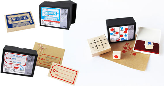 Stamp Activity Sets