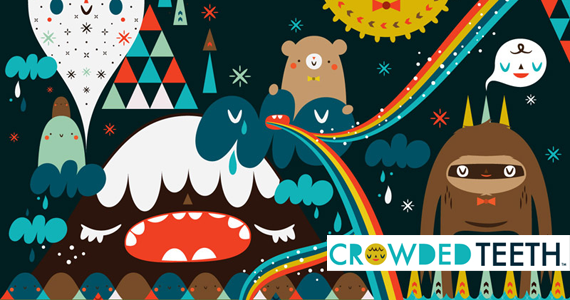 Crowded Teeth Gifts Banner