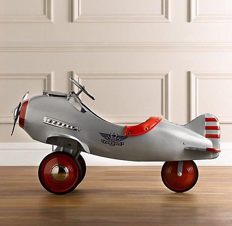 Vintage Pedal Plane