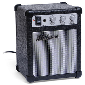 Retro Speaker Amp