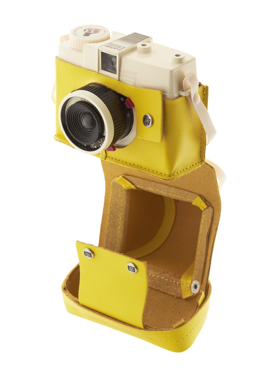 Lomo Camera Case