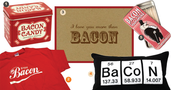 Bacon Lover Gifts Banenr