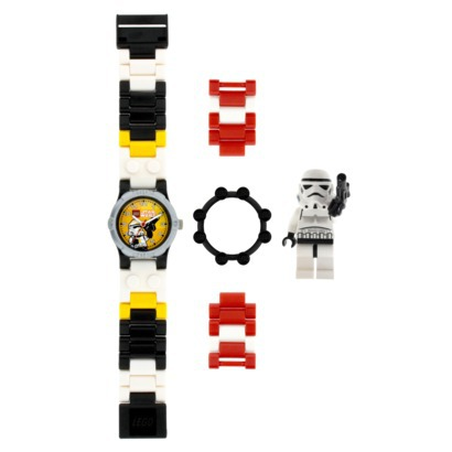 Lego Storm Trooper Watch