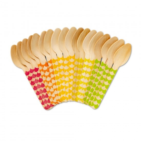 Dessert Wooden Spoons