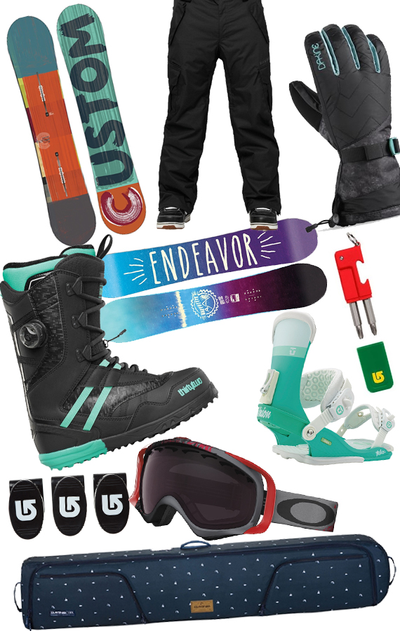 Top 10 Gift Ideas For Snowboarders