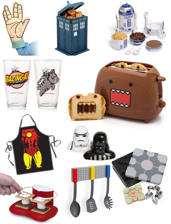 Gift Ideas For Your Geek In The Kitchen