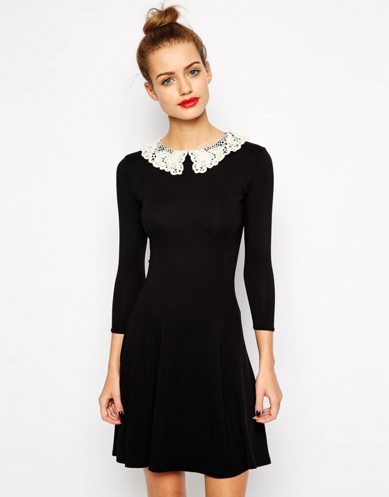 8731e8707c Similar Finds: Gone Girl Collar Dress – Cool Gifting