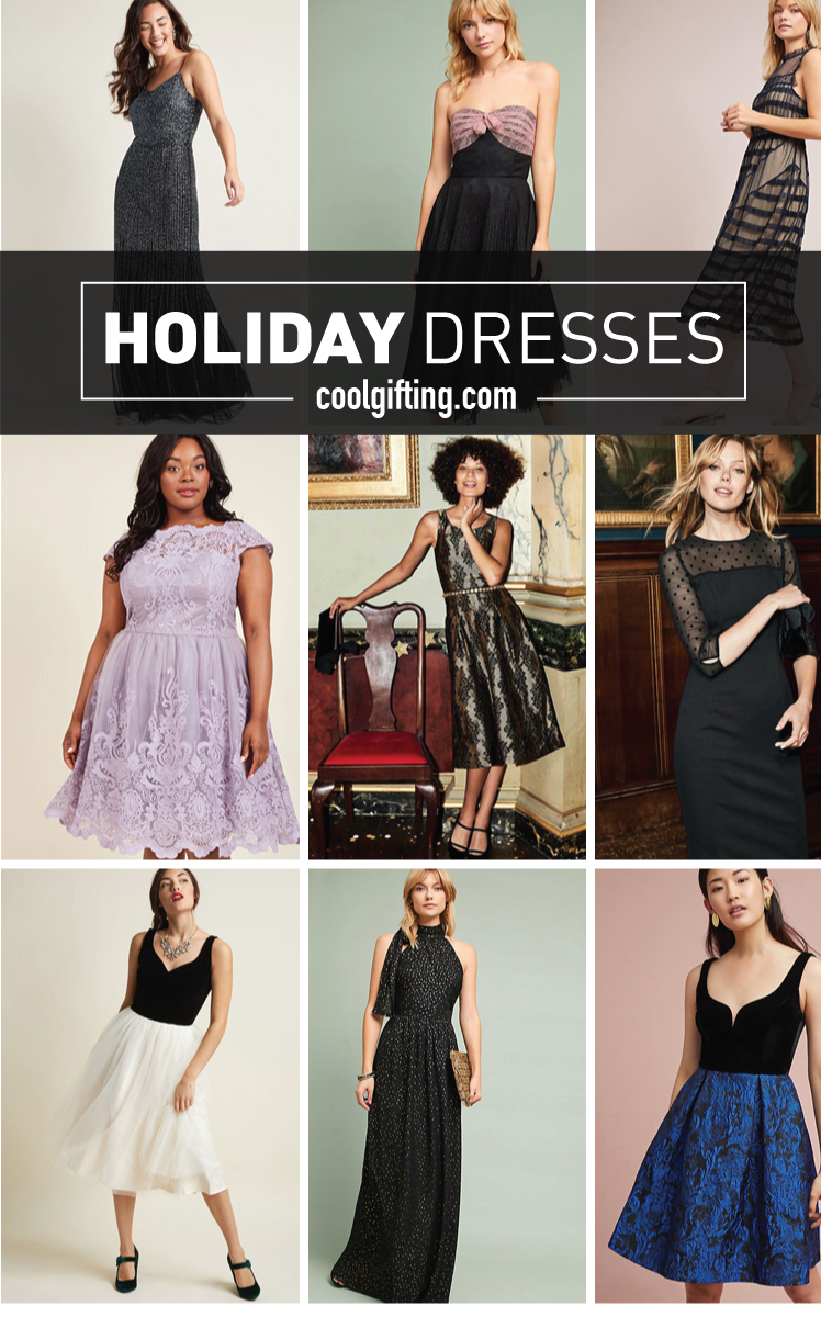 Top Stylish Holiday Party Dresses